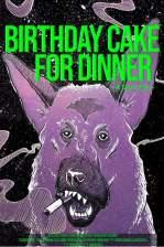 Birthday Cake for Dinner