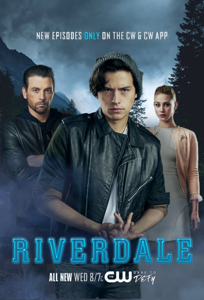 Riverdale TV Series 2017   Posters  The Movie