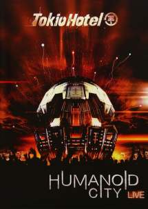 Tokio Hotel - Humanoid City Live Posters Movie