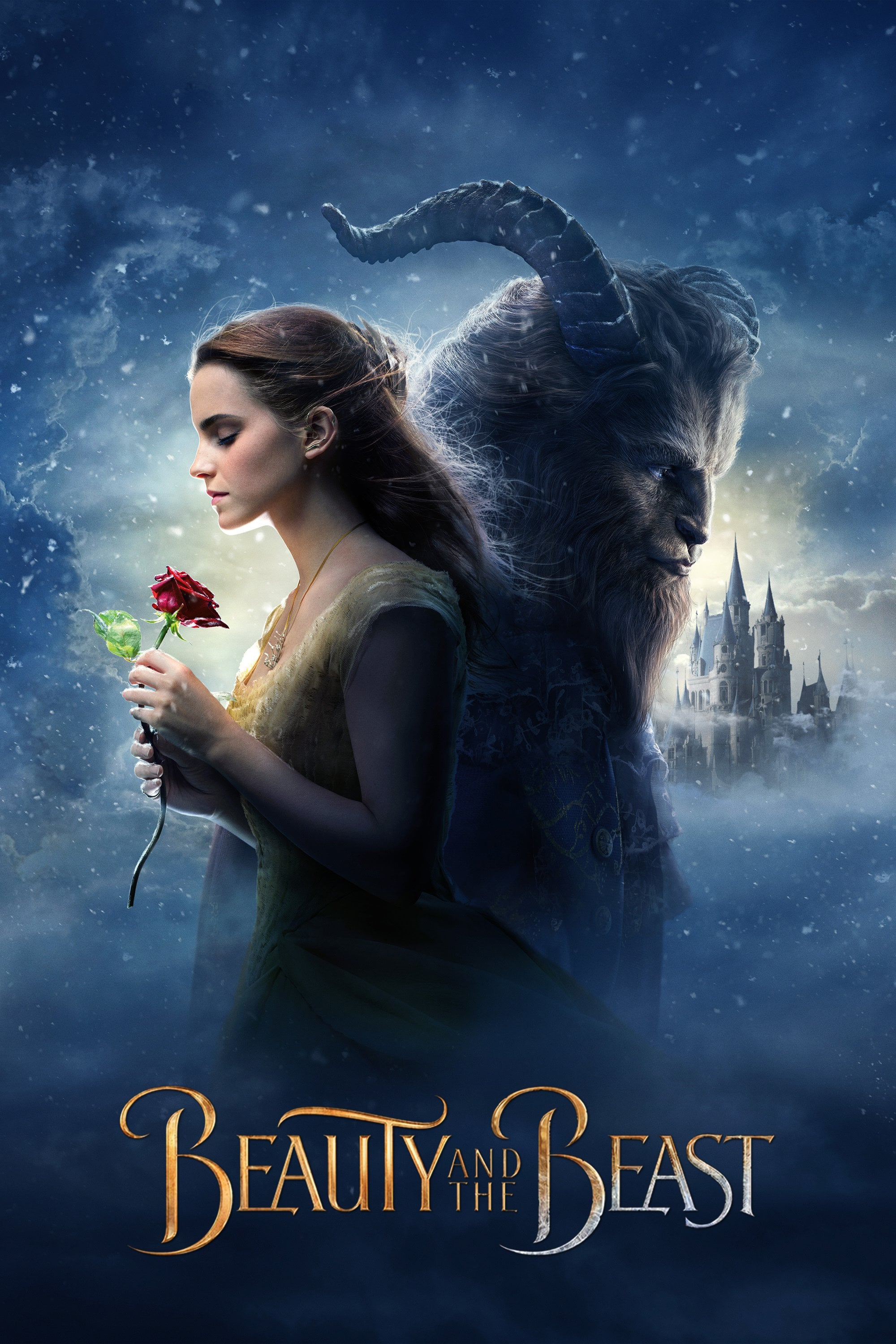 Beauty and the Beast 2017  The Movie