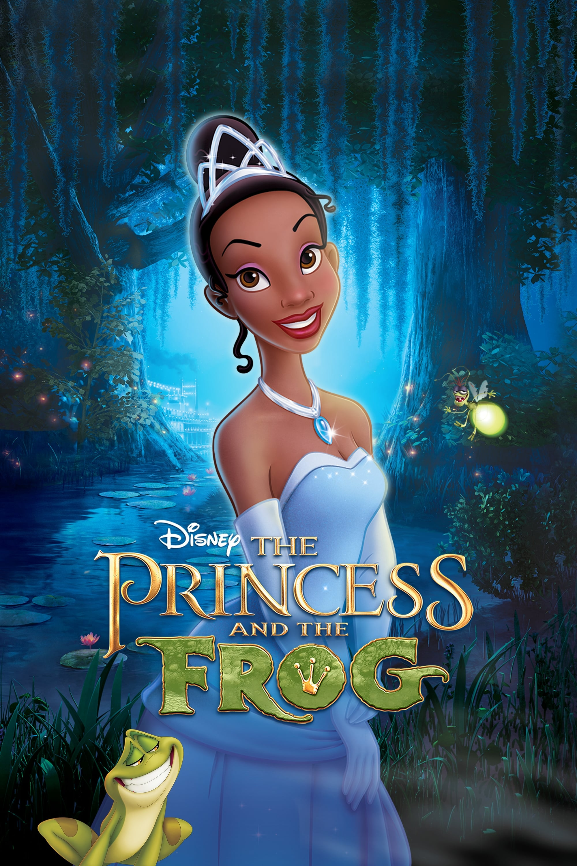 The Princess and the Frog 2009  Posters  The Movie Database TMDb