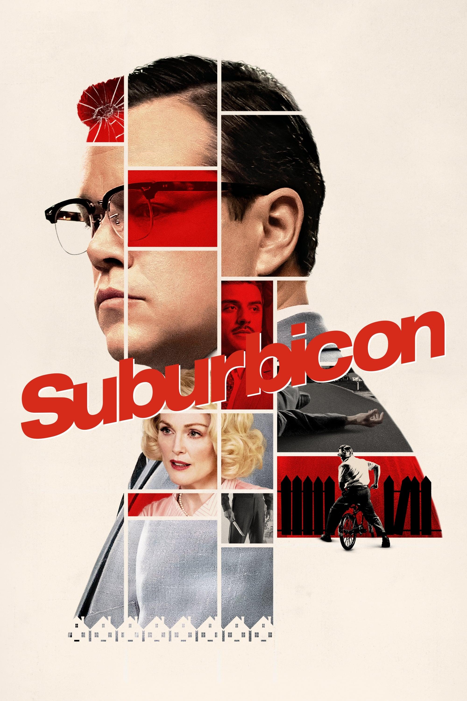 Suburbicon (2017) - Posters — The Movie Database (TMDb)