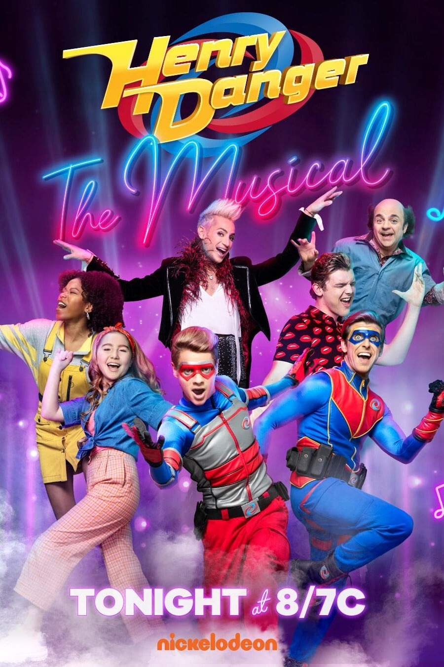 Watch Henry Danger The Musical Free : watch, henry, danger, musical, Season, Henry, Danger, (2014)