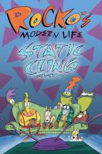 La vita moderna di Rocko: Attrazione statica