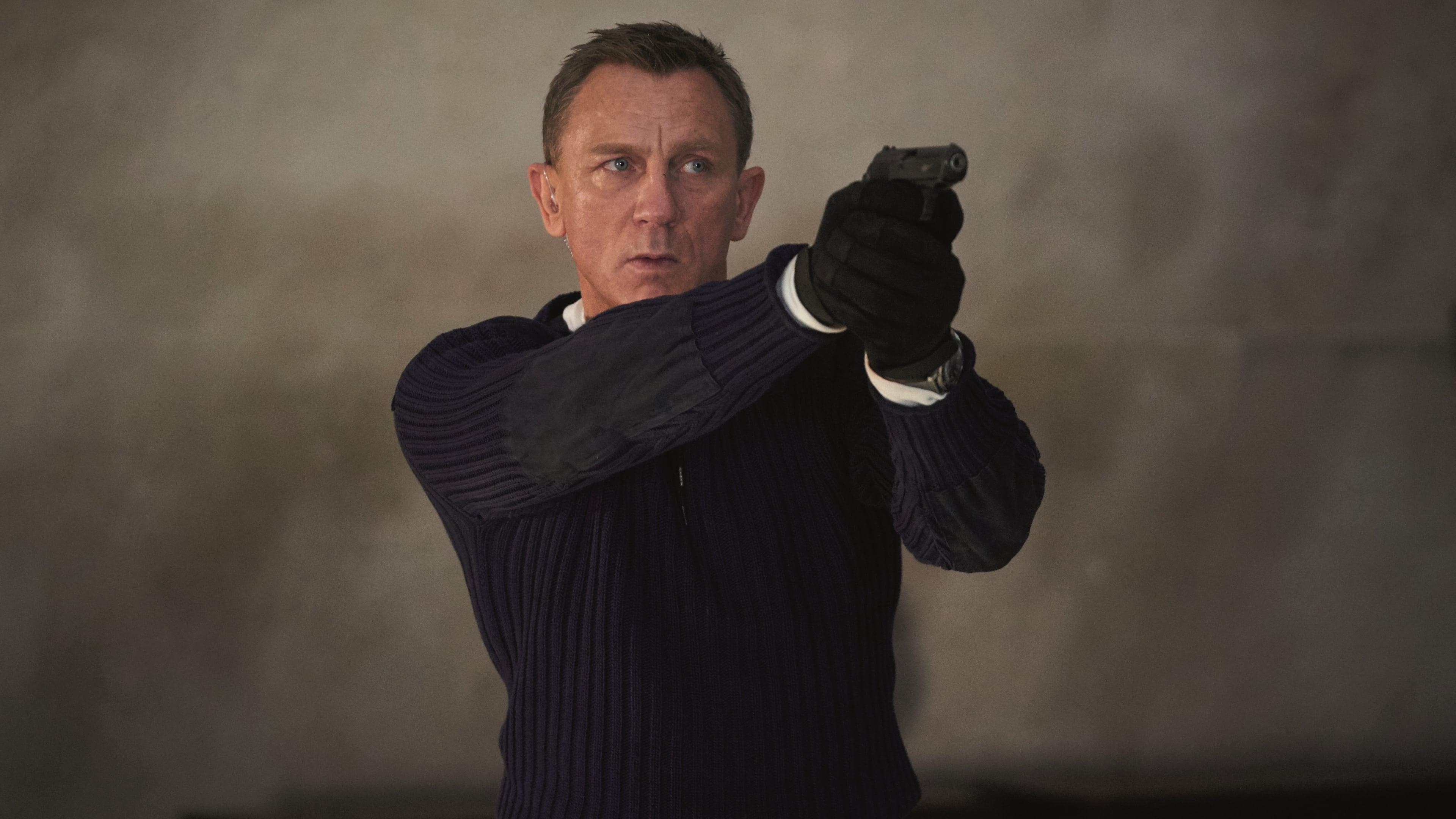 007: Sin tiempo para morir poster