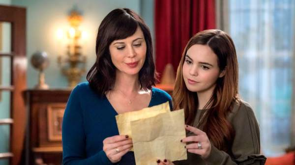 Exclusives Good Witch Unscripted Abigail Pt 2 - Year of