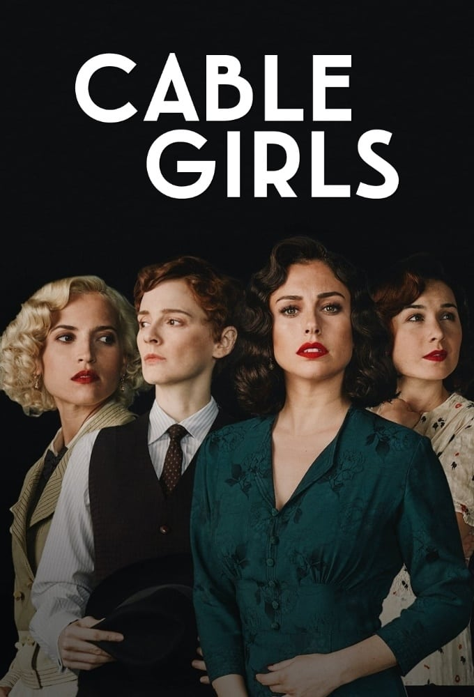 Las Chicas Del Cable Streaming : chicas, cable, streaming, Watch, Chicas, Cable, Online:, Netflix,, Amazon, Prime,, Hulu,, Release, Dates, Streaming