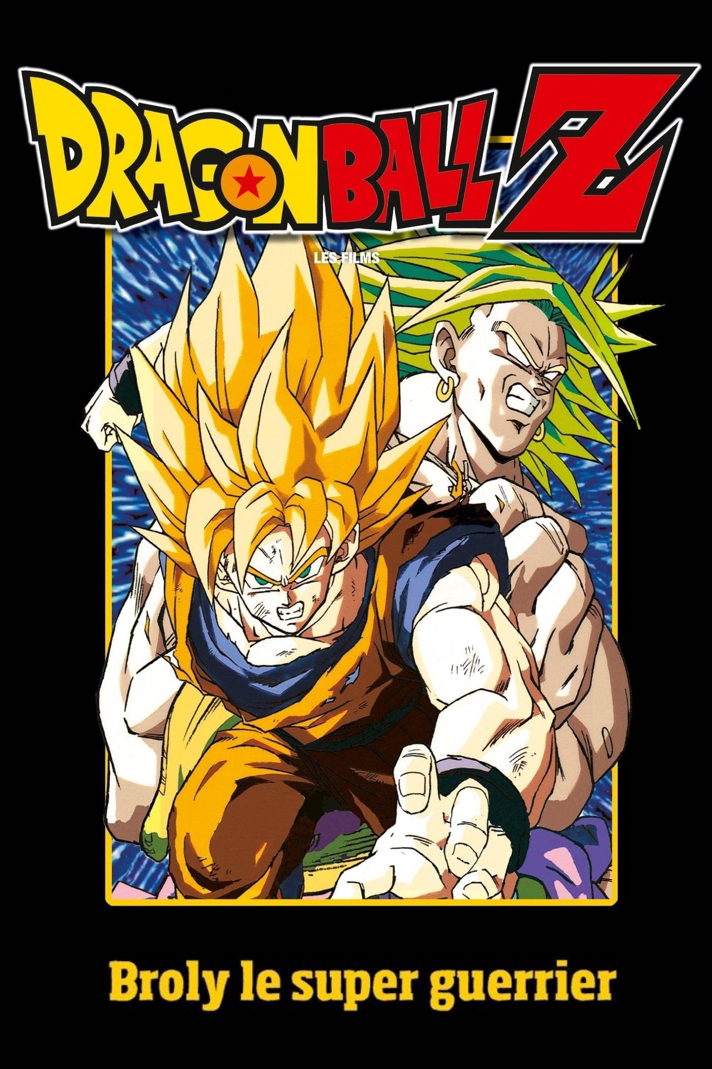 Dragon Ball Z - Broly le super guerrier