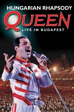 Image Queen: Hungarian Rhapsody - Live In Budapest