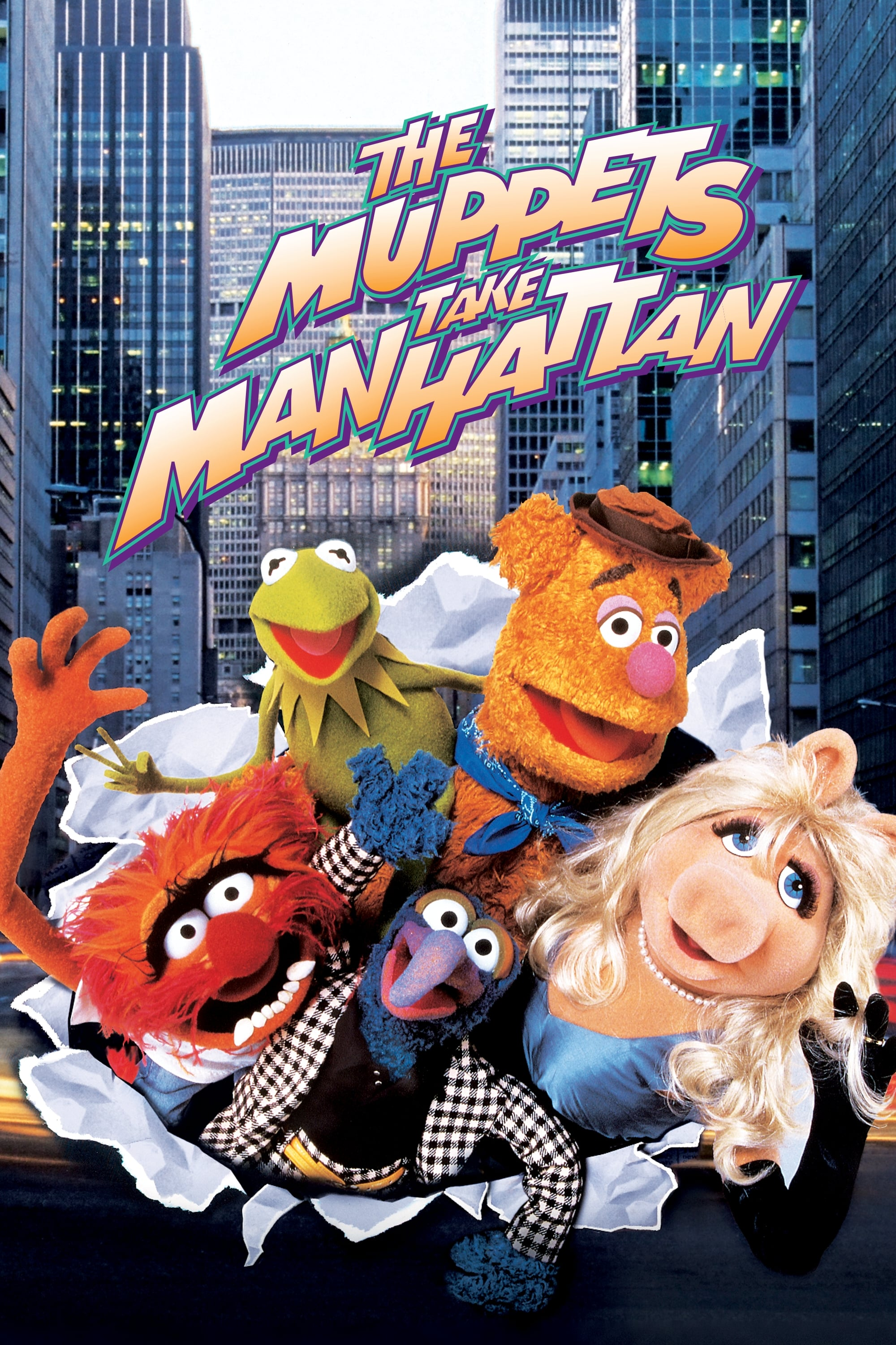 Image The Muppets Take Manhattan