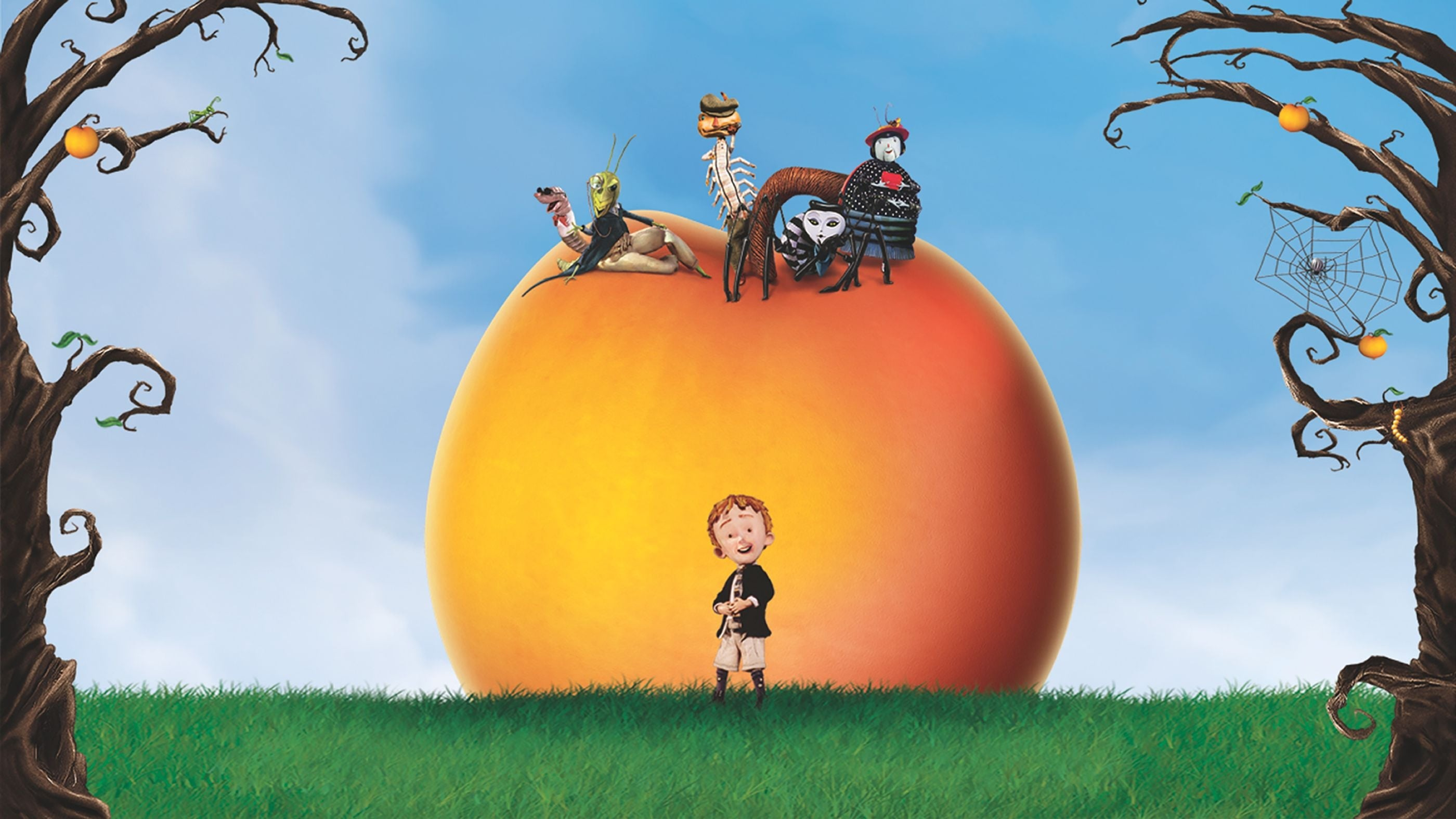 Watch James And The Giant Peach Full Movie Online