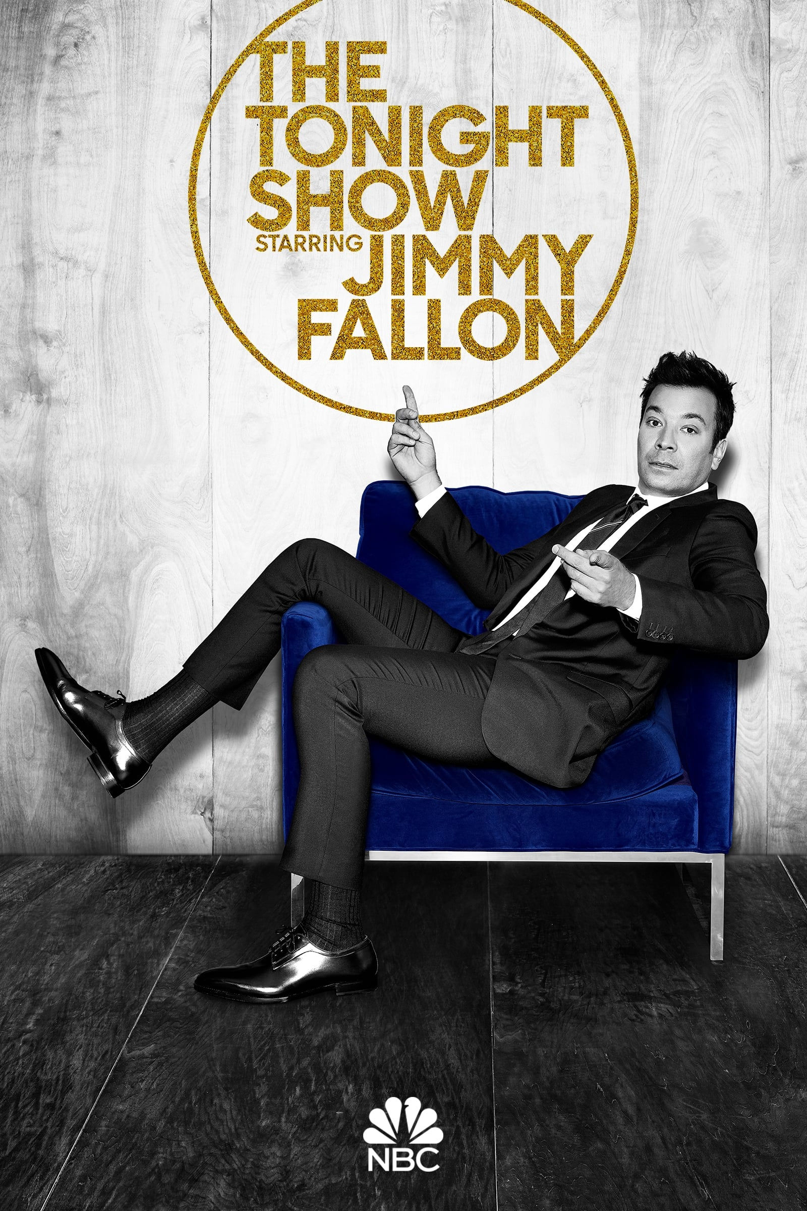 Poster The Tonight Show Starring Jimmy Fallon 2014