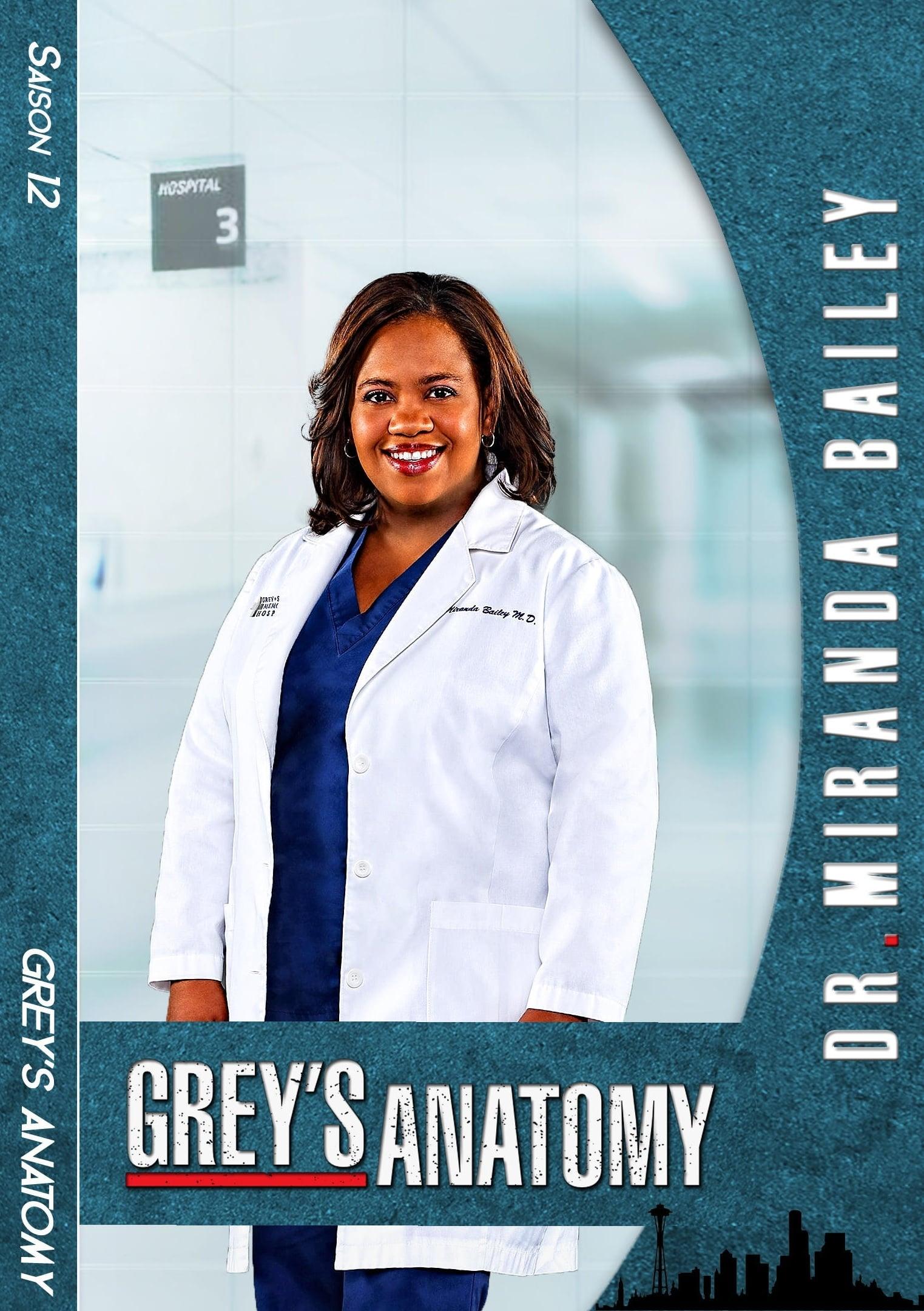 Grey's Anatomy 【2005】 saison 15 episode 12 en streaming VF...