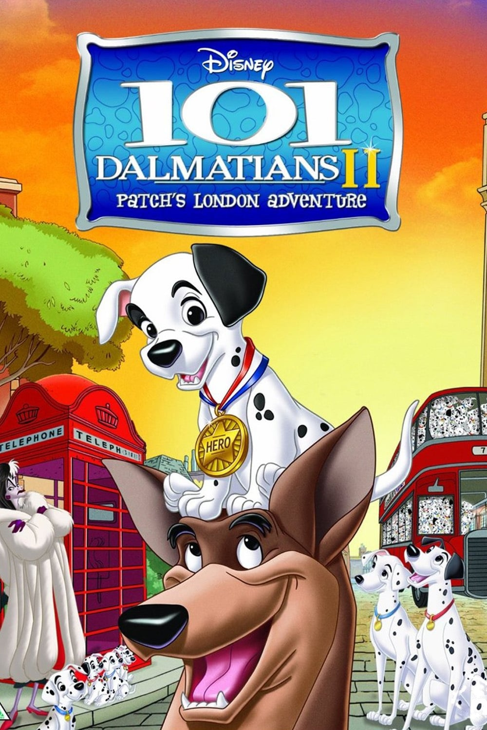 Image 101 Dalmatians II: Patch's London Adventure