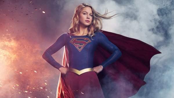 Guardian And Kara Supergirl - Year of Clean Water
