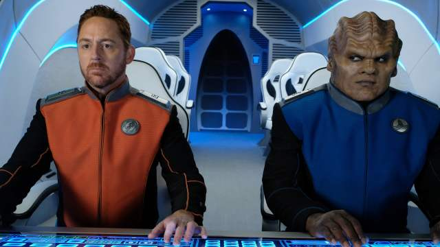"""Primal Urges"" - The Orville 