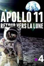 Apollo 11 : retour vers la lune