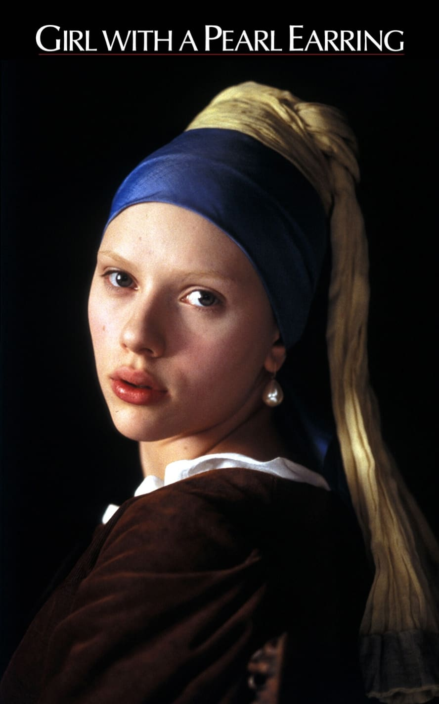 Image Girl with a Pearl Earring