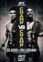 UFC Fight Night 143: Cejudo vs. Dillashaw