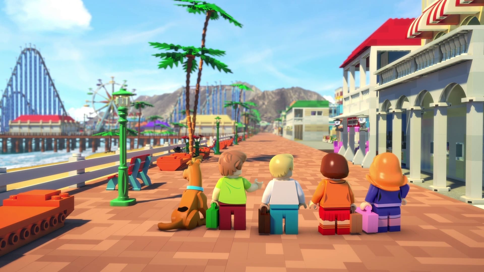 Lego Scooby-Doo: Fiesta en la Playa Ventarrón