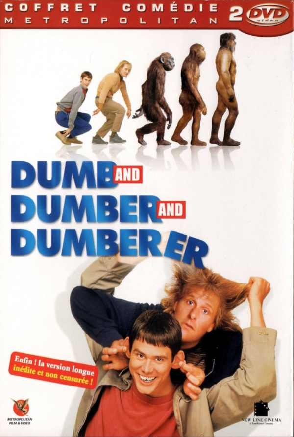 Movies Dumb And Dumber Collection Saga - Year of Clean Water