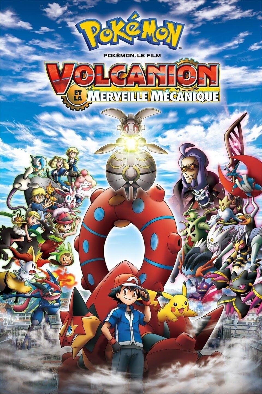 Pokémon, le film : Volcanion et la merveille mécanique