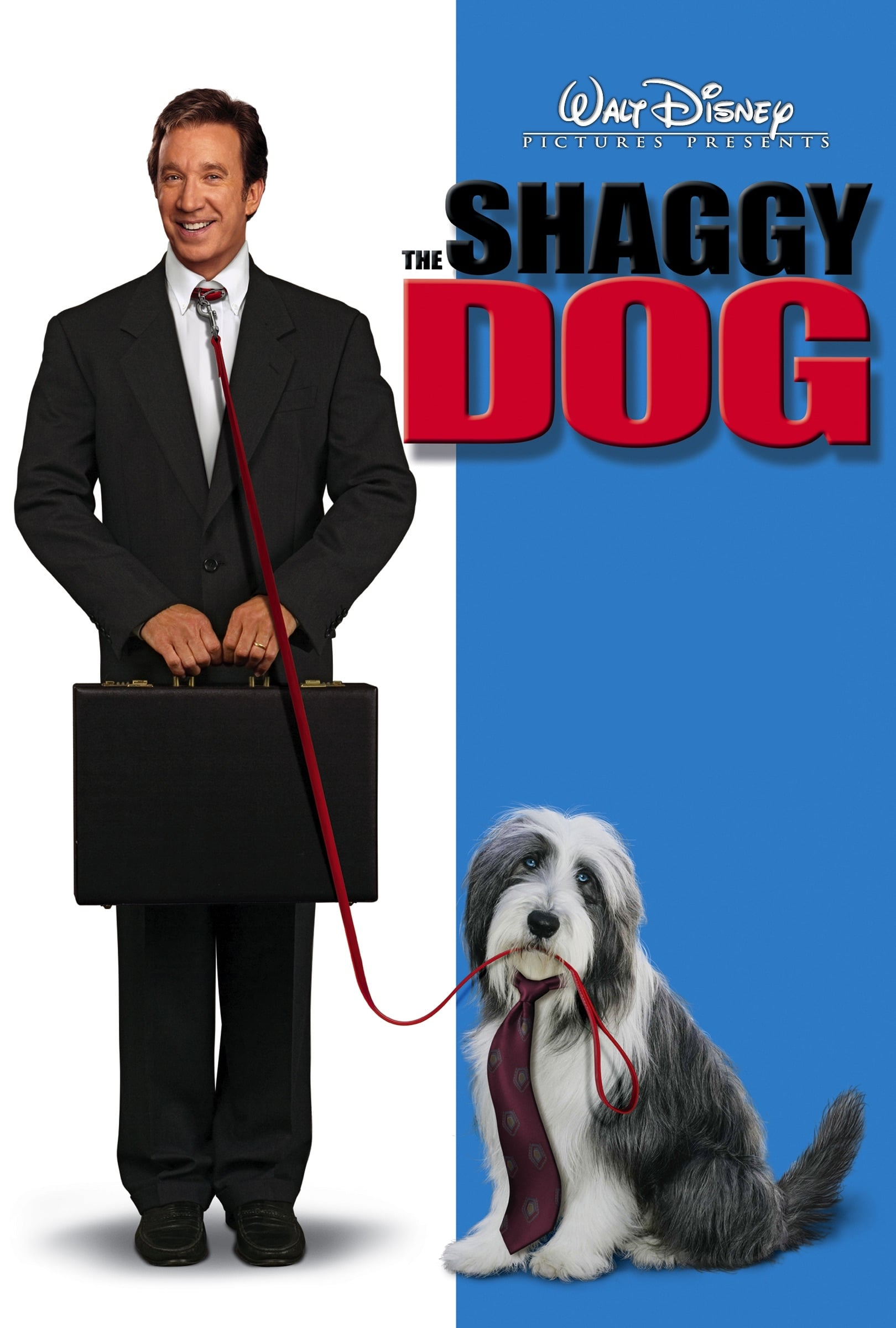 Poster The Shaggy Dog 2006