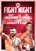 Vasiliy Lomachenko vs Luke Campbell