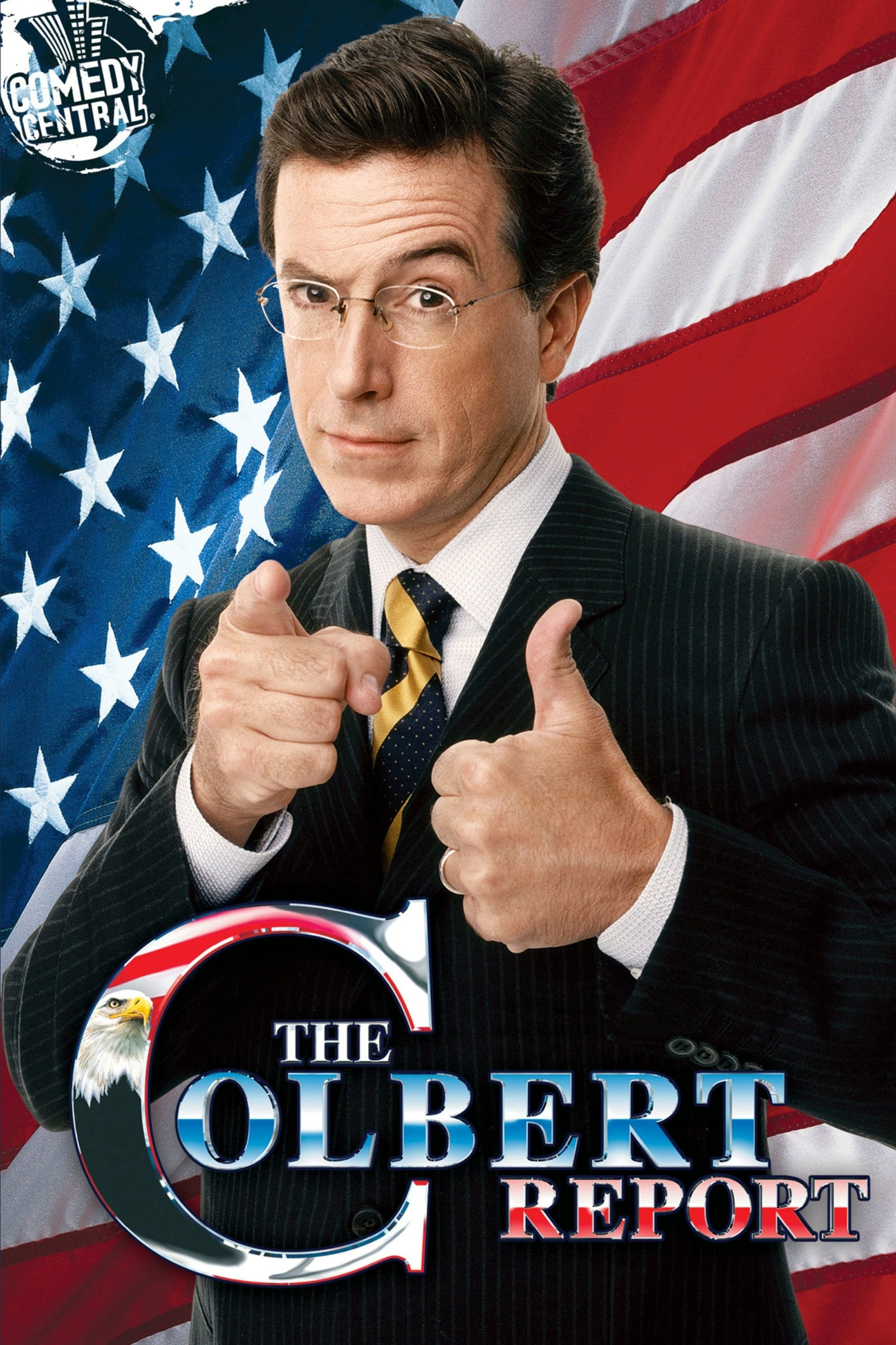 Image The Colbert Report