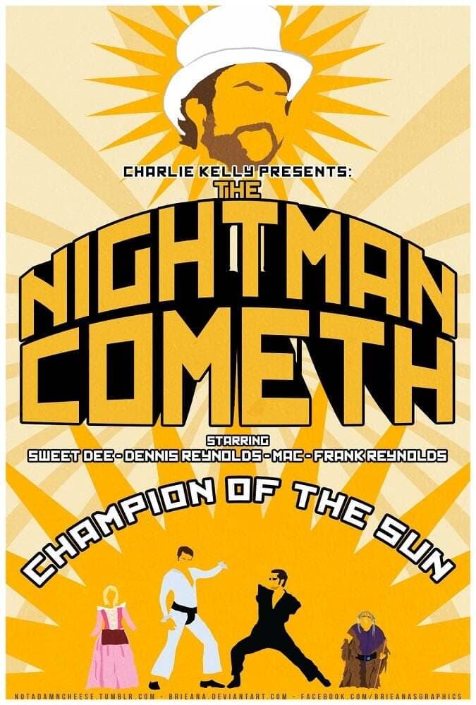 Image The Nightman Cometh - Live!