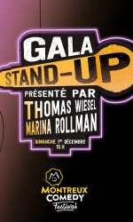 Montreux Comedy Festival 2019 - Le Gala Stand Up