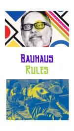Bauhaus Rules