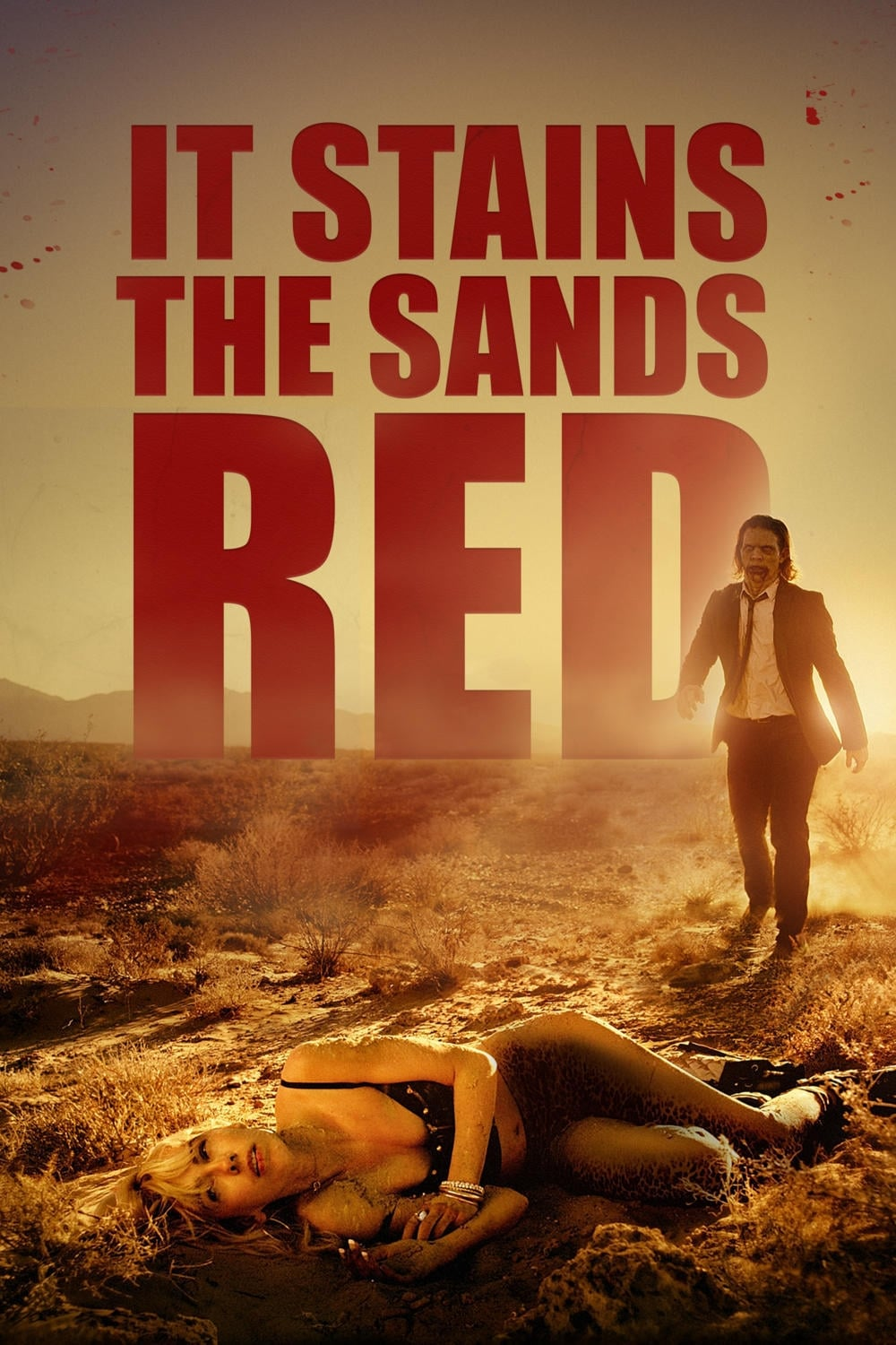 Image It Stains the Sands Red