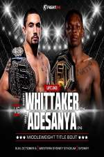 UFC 243: Whittaker vs. Adesanya Preliminary Fights