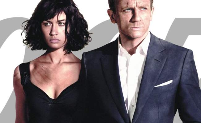 Quantum Of Solace 2008 Posters The Movie Database Tmdb