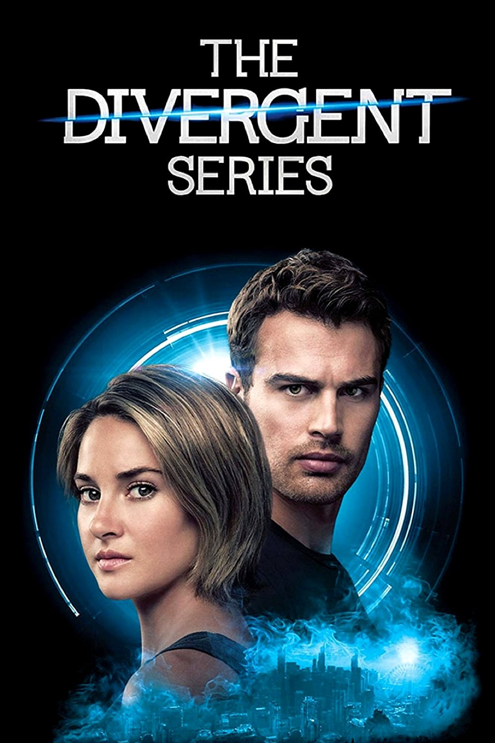 Divergent Collection 20142016  Posters  The Movie