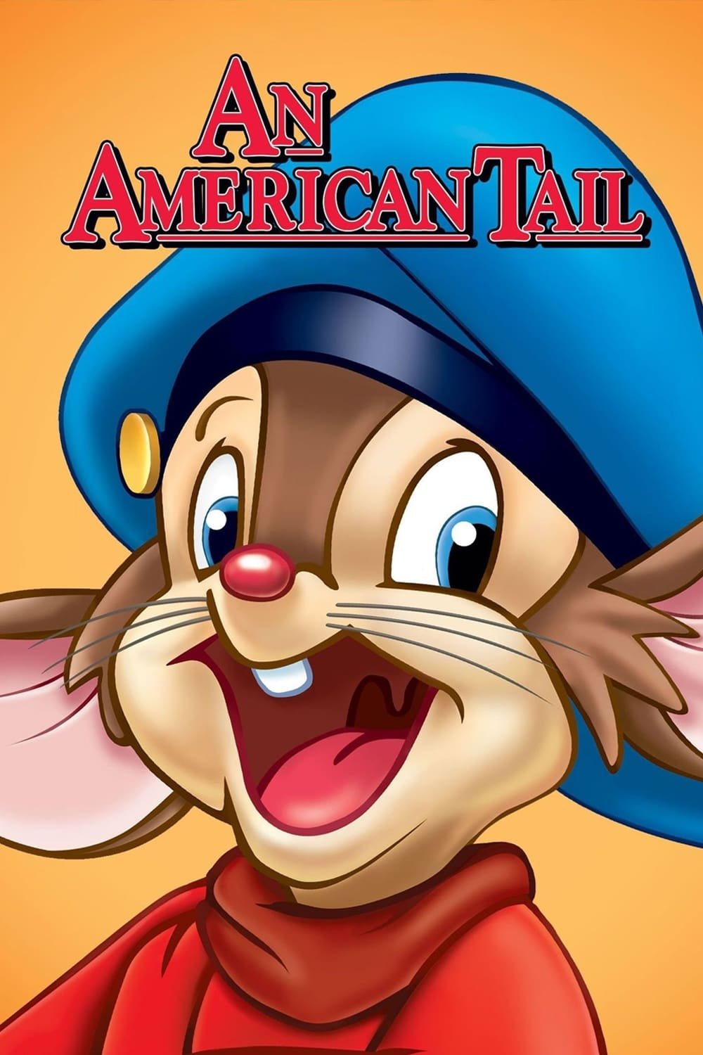 Poster An American Tail 1986