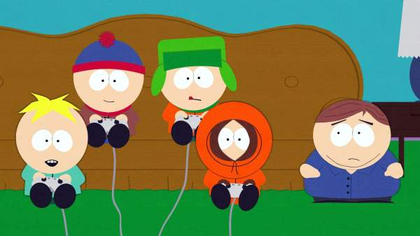 South Park Season 10 Episode 5 - Year of Clean Water