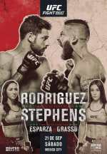 UFC Fight Night 159: Rodriguez vs. Stephens