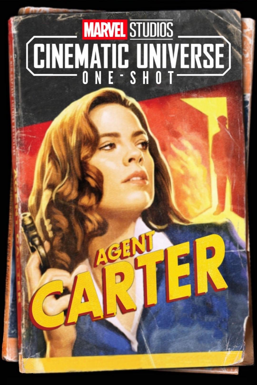 Éditions uniques Marvel : Agent Carter