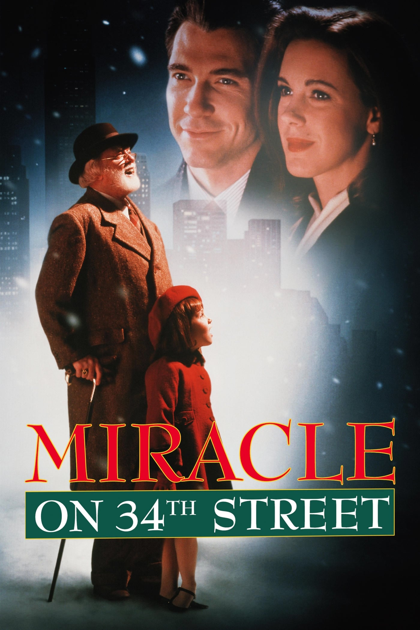 Poster Miracle on 34th Street 1994