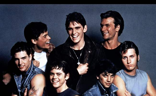 The Outsiders 1983 Posters The Movie Database Tmdb