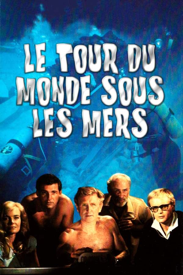 World Under Sea 1966 - Posters Movie Database Tmdb
