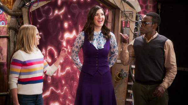 Watch Good Place Episode Fractured Inheritance - Year of