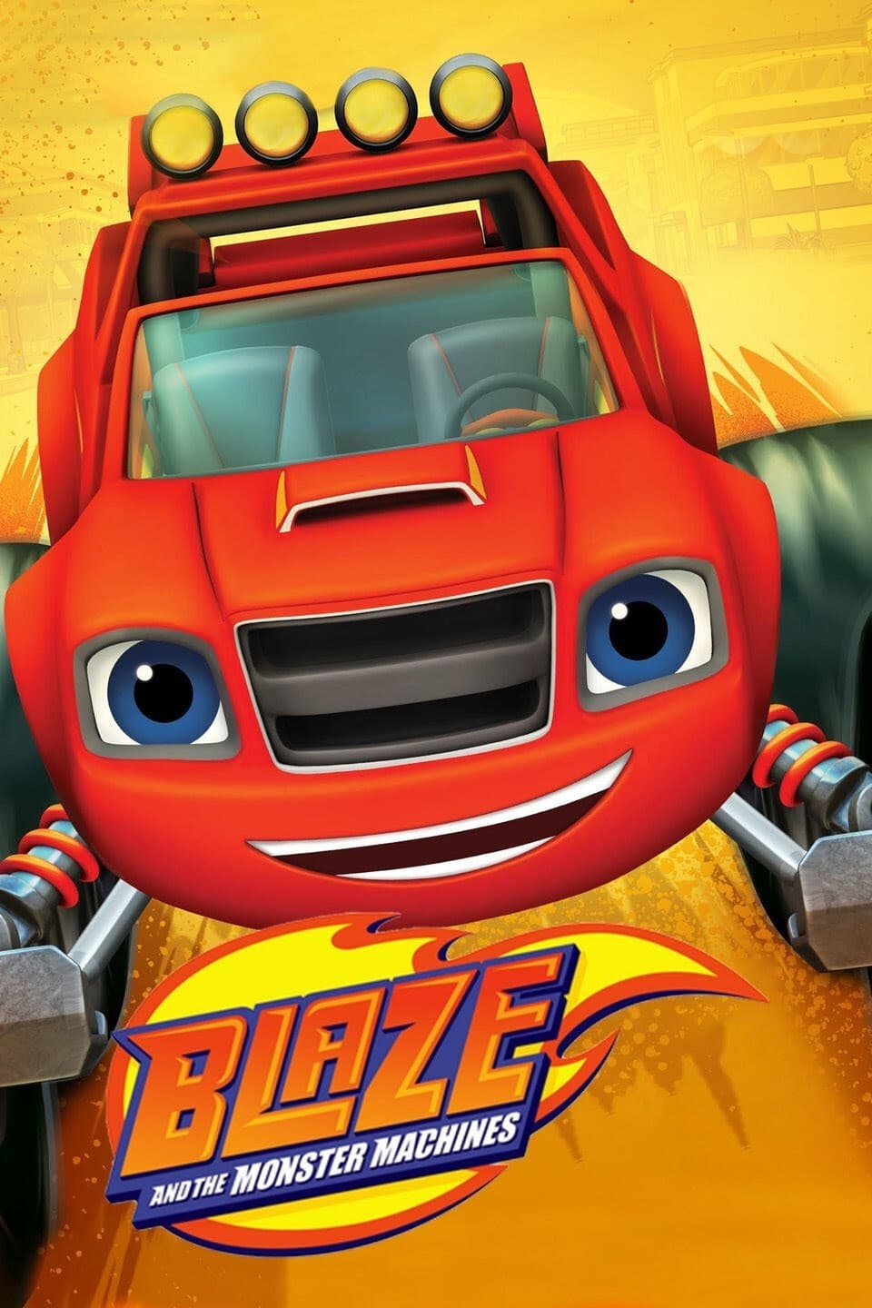 Blaze And The Monster Machines The Big Ant Venture : blaze, monster, machines, venture, Season, Blaze, Monster, Machines, (2014)