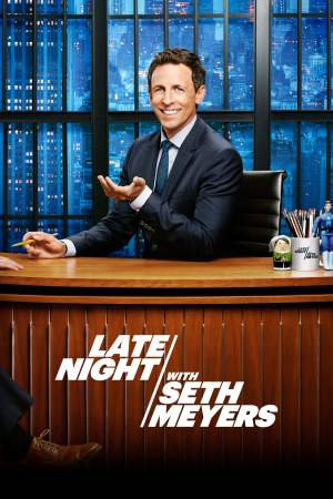 Image Late Night with Seth Meyers
