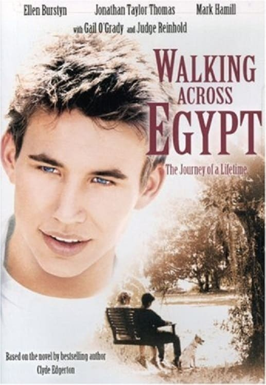 Image Walking Across Egypt