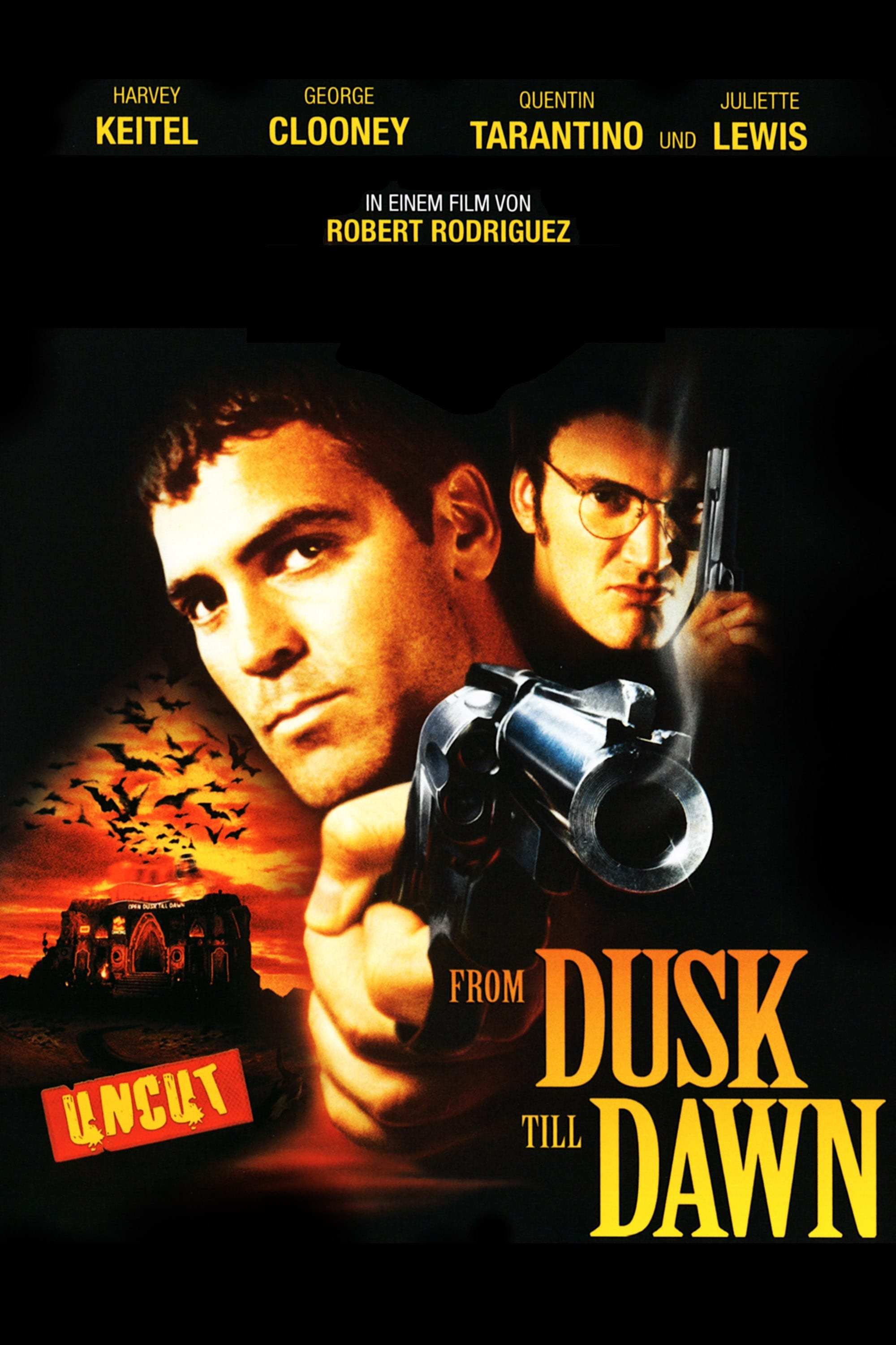 From Dusk Till Dawn (1996) - Posters — The Movie Database (TMDb)
