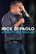 Nick Di Paolo: A Breath of Fresh Air