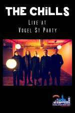 The Chills Live at Vogel Street Party